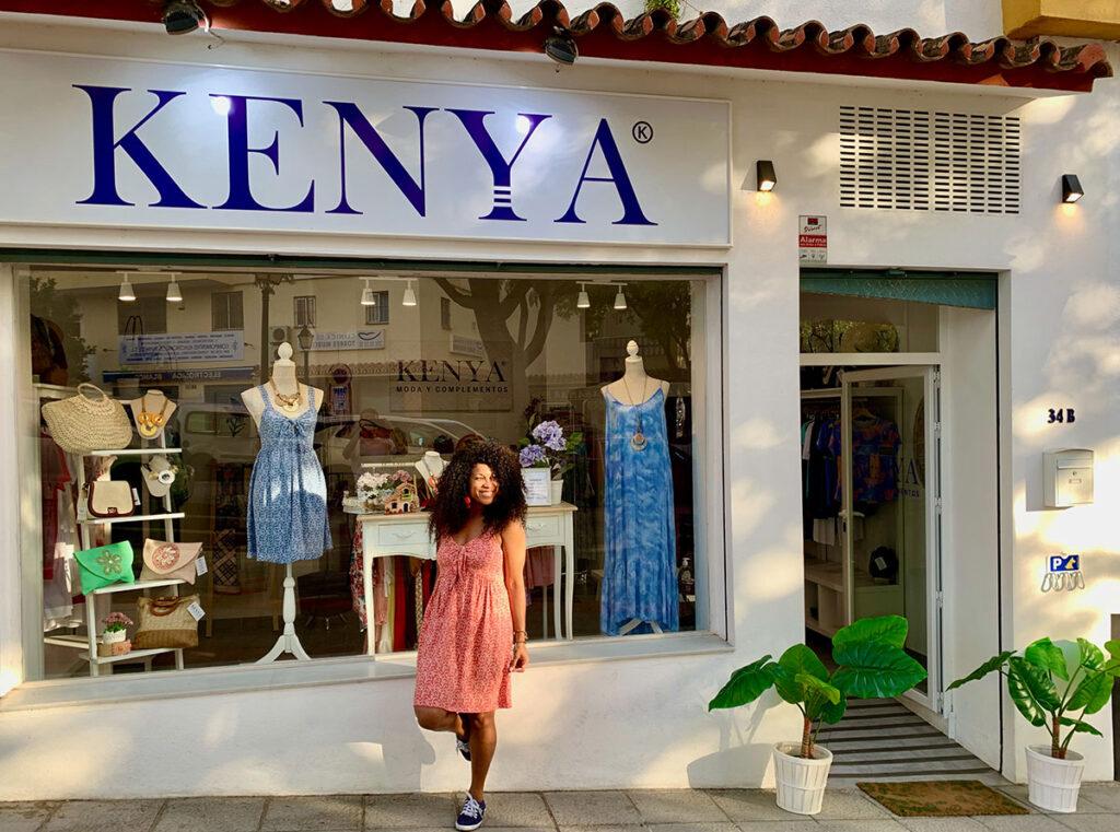 Kenya moda y complementos - la moda más chic al mejor precio en Marbella