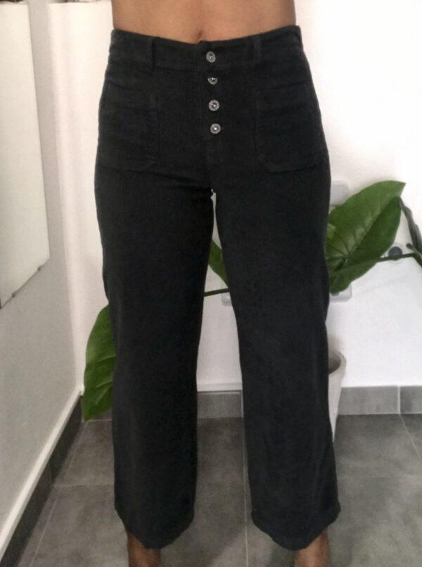 Pantalón Culotte Pana 2