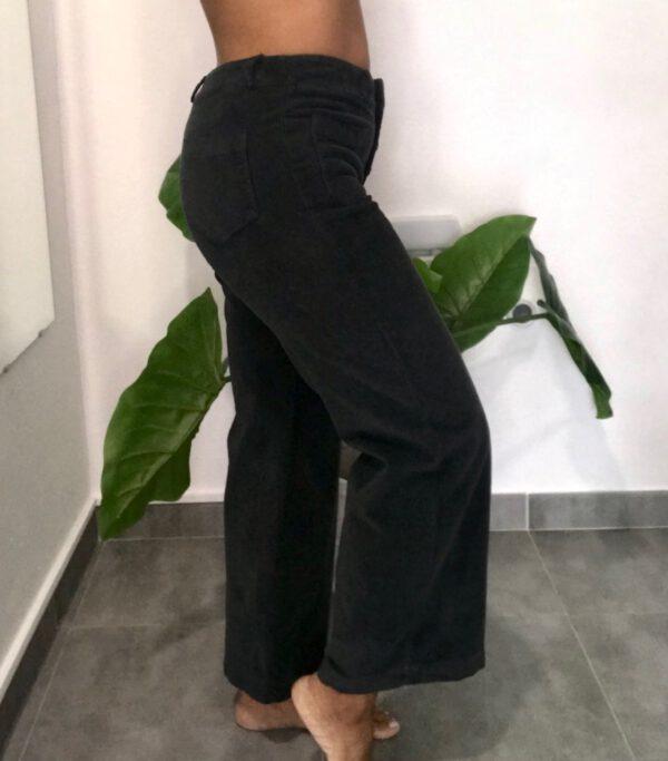 Pantalón Culotte Pana 3