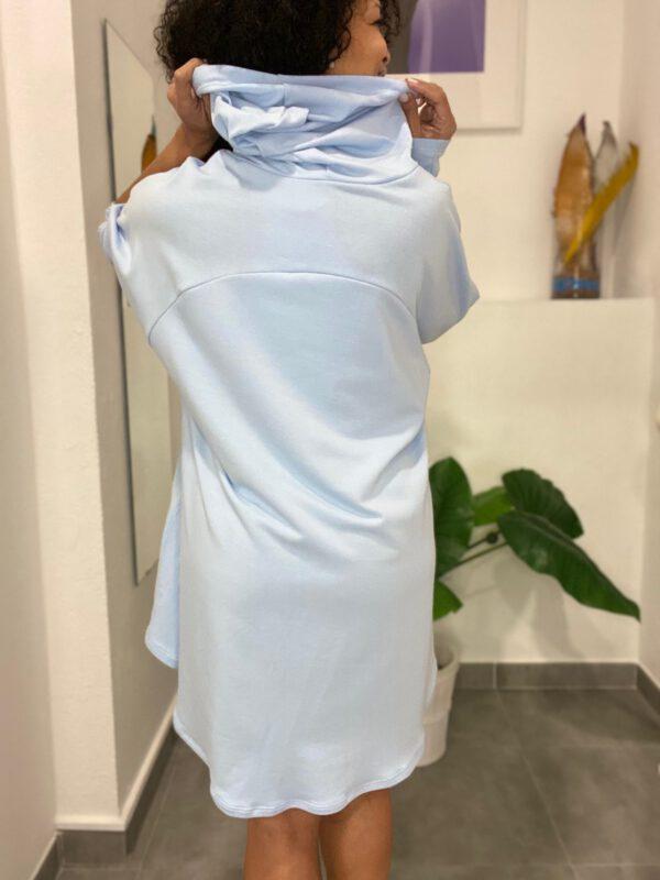 Vestido Sudadera Capucha 2