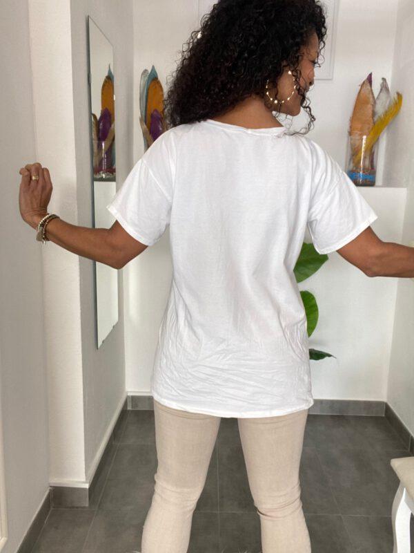Camiseta Desteñida Águila 2