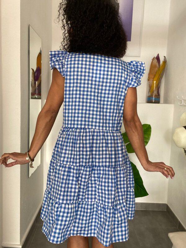 Vestido Vichy 3