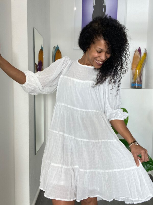 Vestido Boho Blanco 1