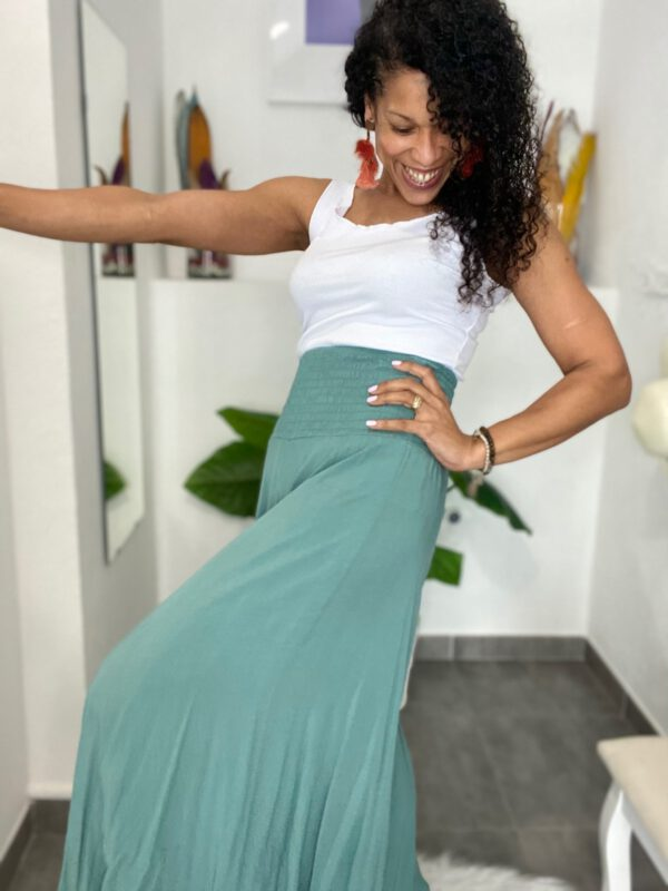 Falda Pantalón Lisa 3