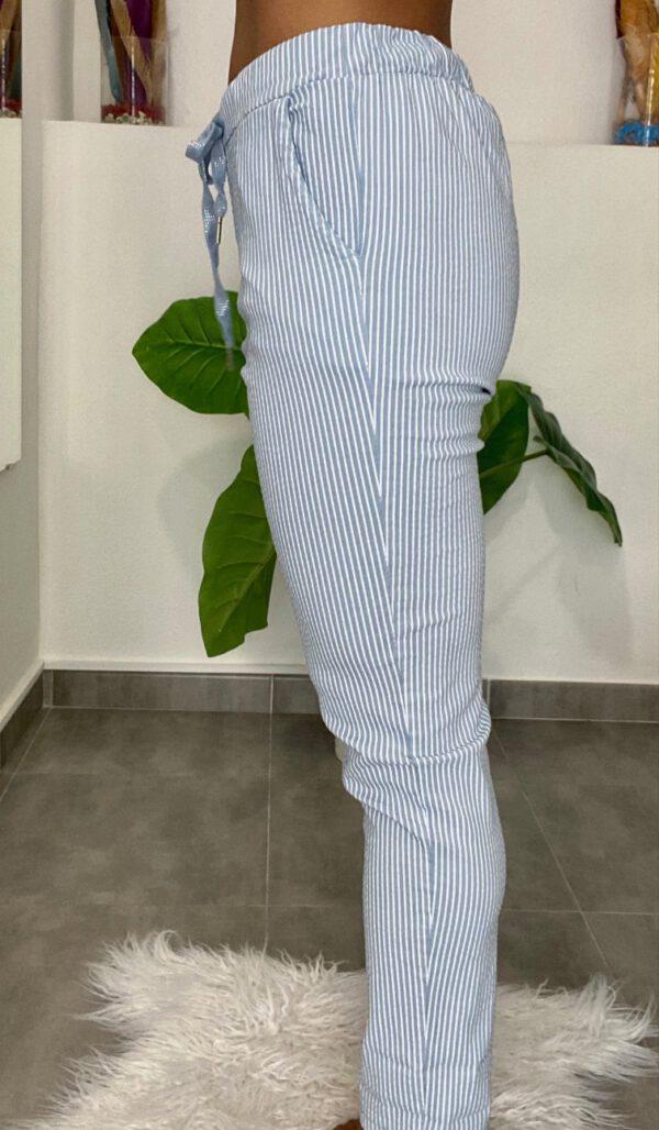 Pantalón Jogger Rayas 5