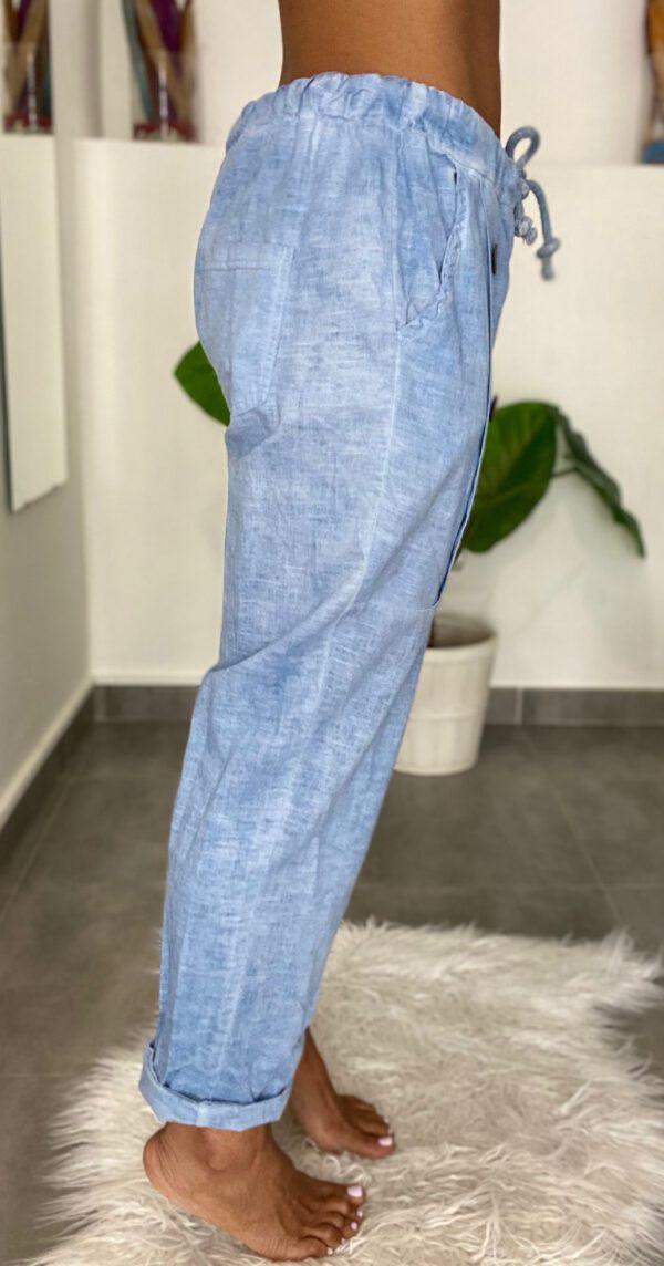Pantalón Jogger Lino 4
