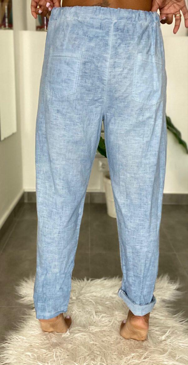 Pantalón Jogger Lino 6