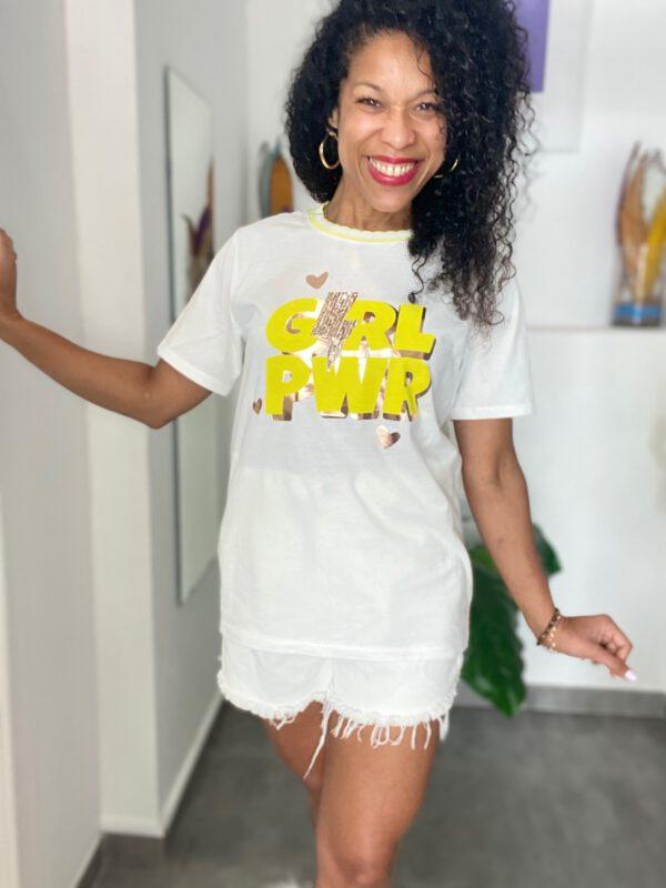 Camiseta Girl Power 2