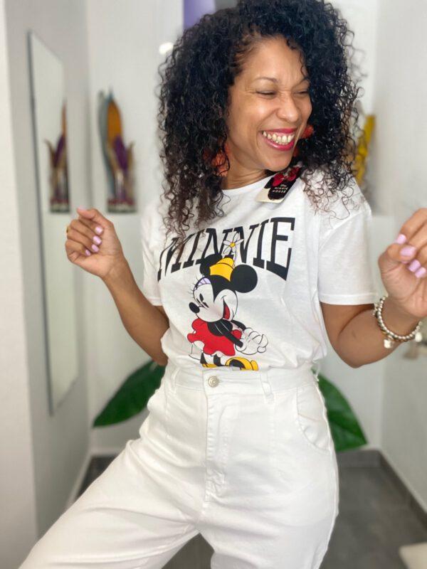 Camiseta Minnie 2