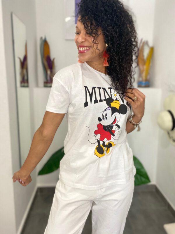 Camiseta Minnie 1