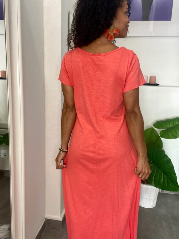Vestido Largo Made With Love 2