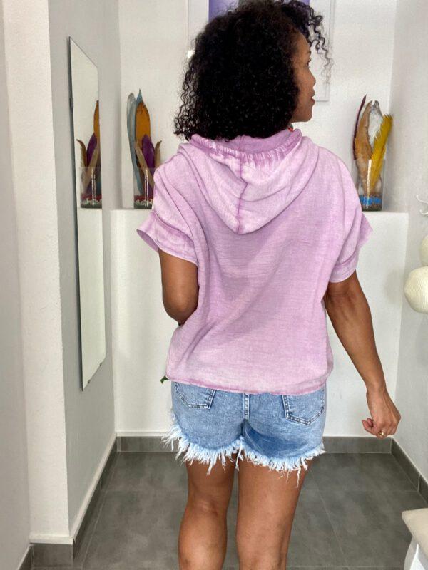 Camiseta con Capucha 2