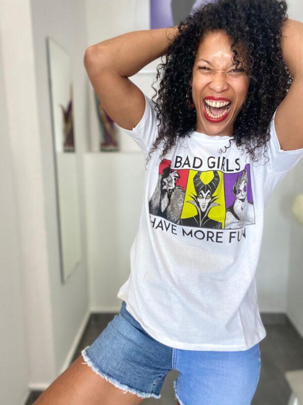 Camiseta Bad Girls 1