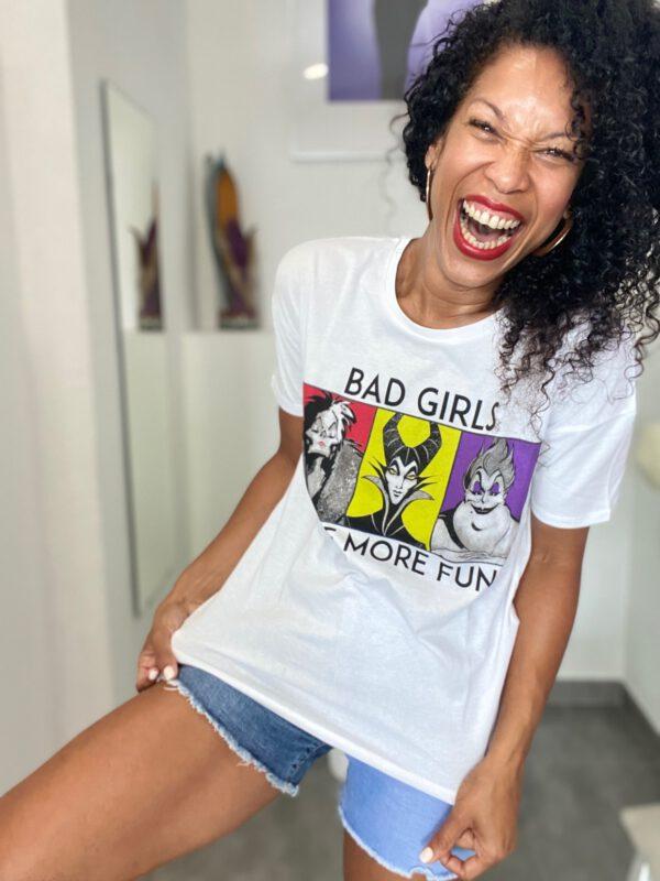 Camiseta Bad Girls 3