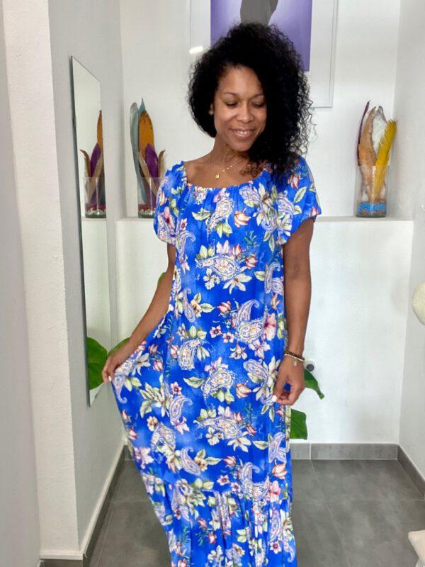 Vestido Largo Floral 3