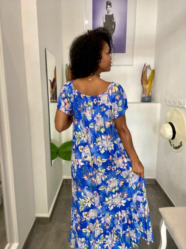 Vestido Largo Floral 2