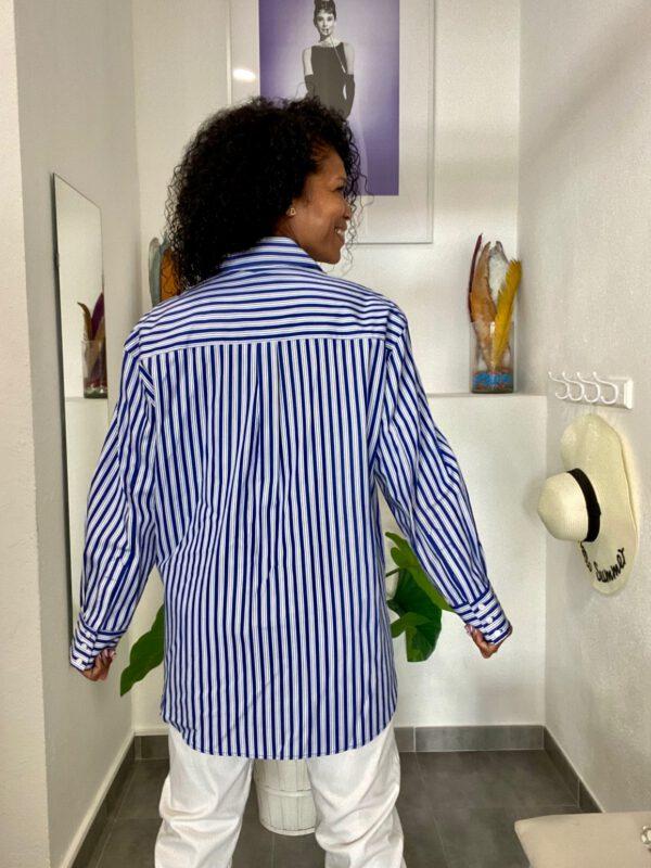 Camisa Rayas Masculina 3