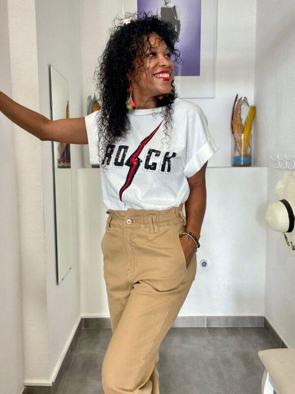 Camiseta Rock 1