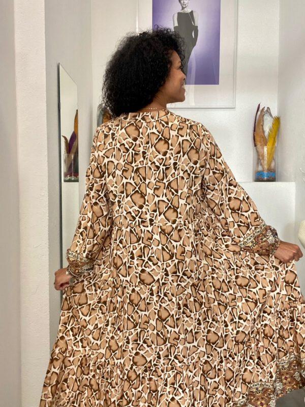 Vestido Boho Print 3