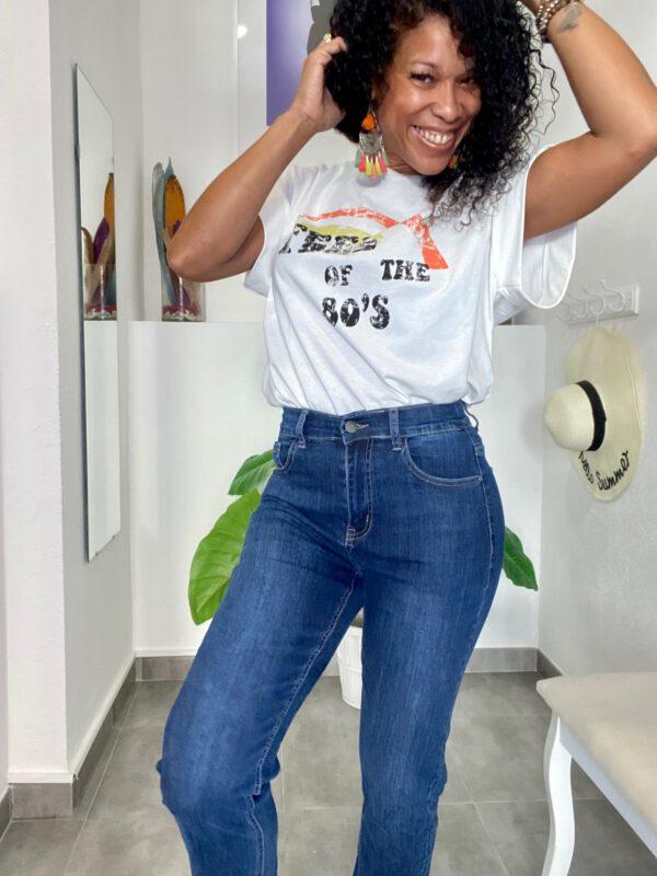 Camiseta Feel of the 80's 1