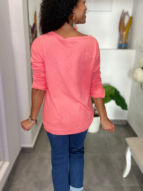Camiseta Bolsillo 2